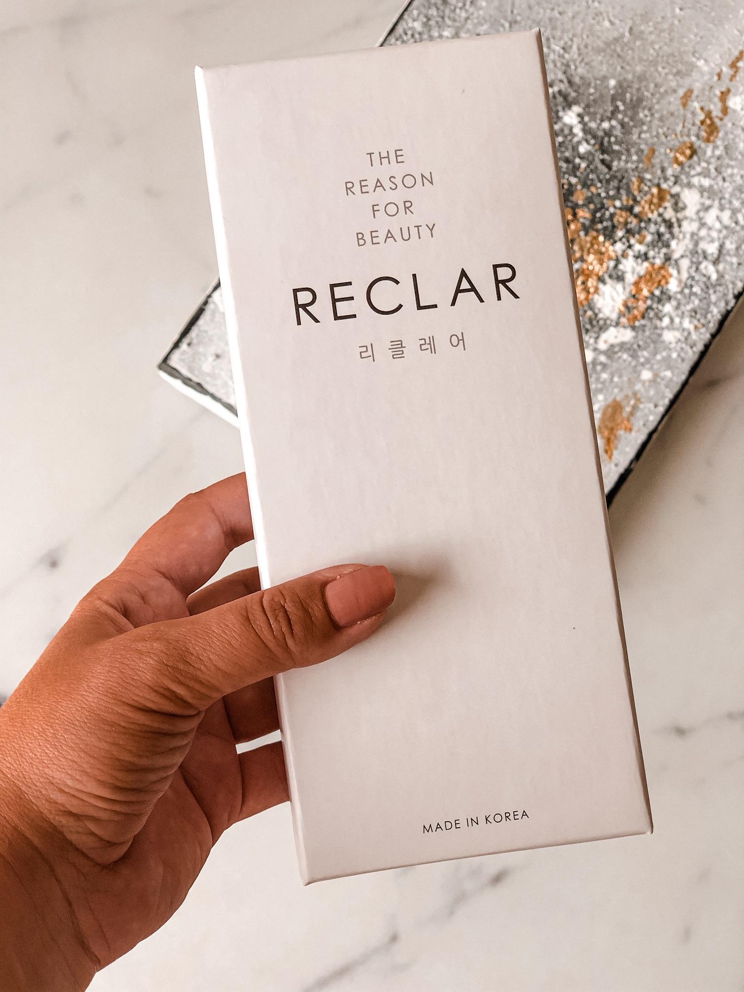 Zkušenosti se špachtlí Reclar