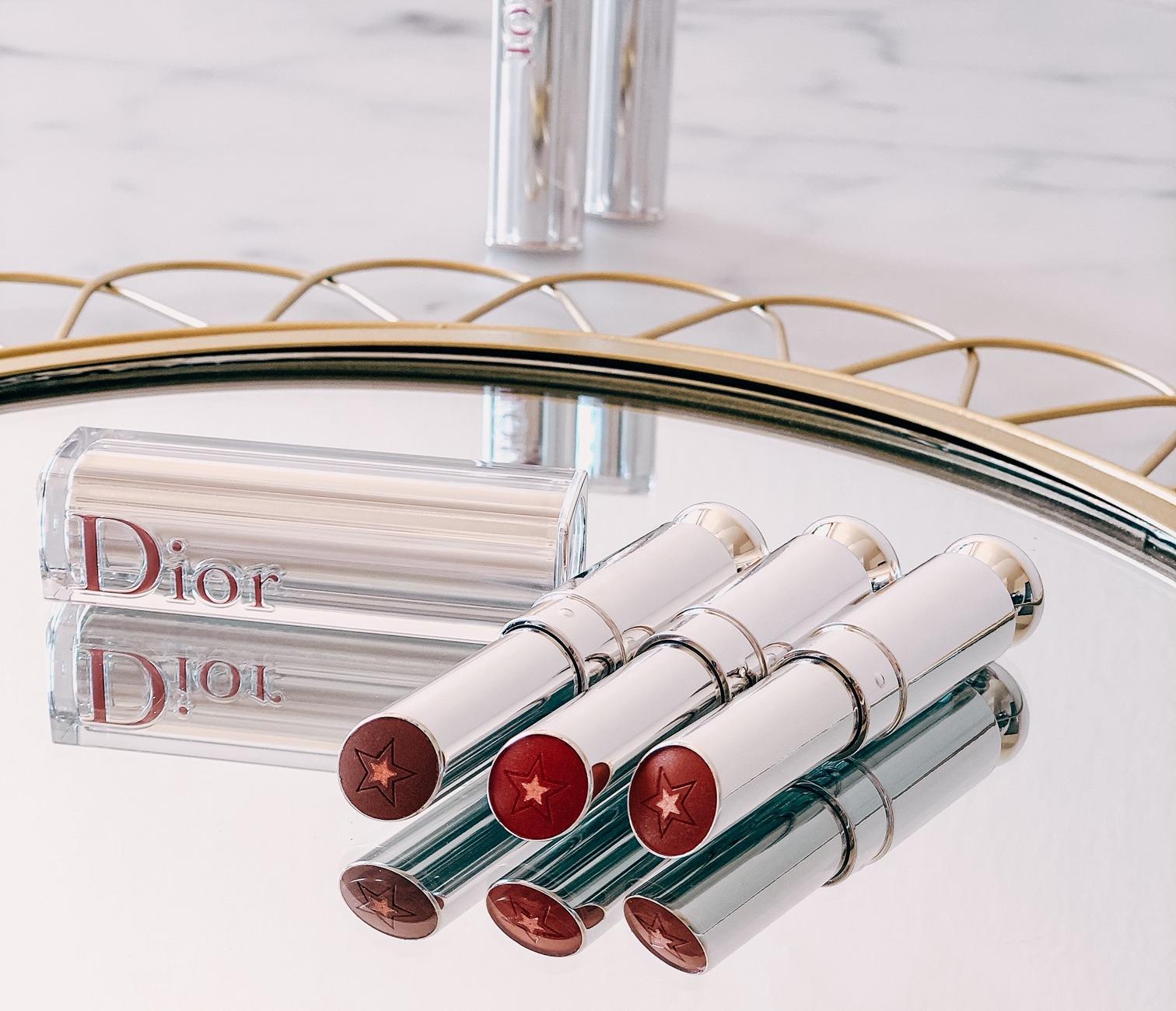 Test rtěnky Dior Stellar Shine