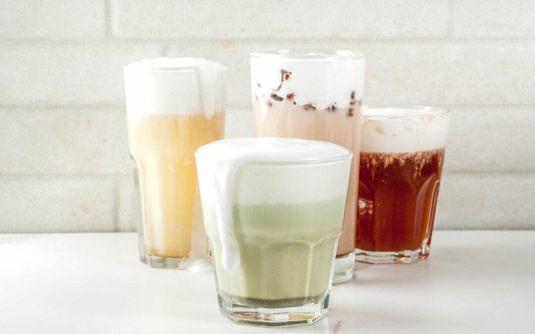 Cheese tea, smažené mléko, prosecco milkshake: tahle mléko neznáte