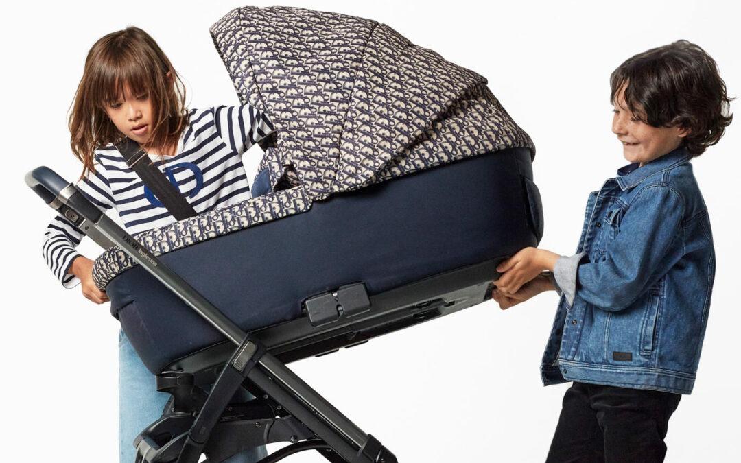 Dior představuje kočárek za 143 tisíc