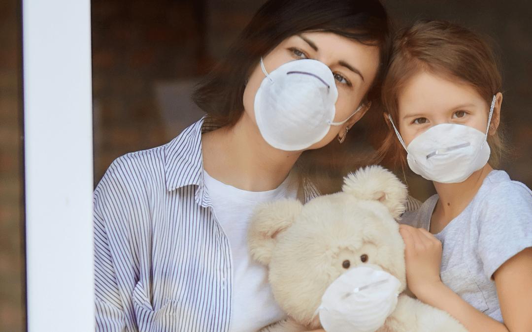 6 vyzkoušených krémů k ochraně dětské pleti pod rouškou