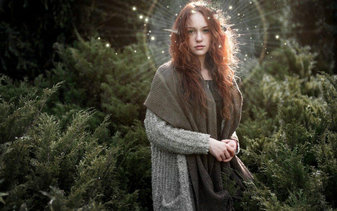 Skandinávská jména pro dívky: 15 inspirací, od bohyň k elfům