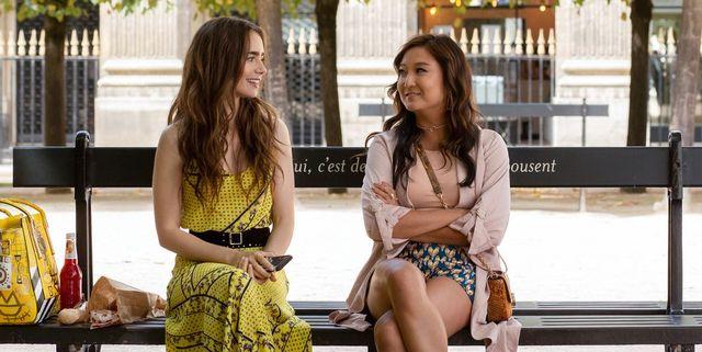 Když milujete Sex ve městě, oblíbíte si i Emily in Paris