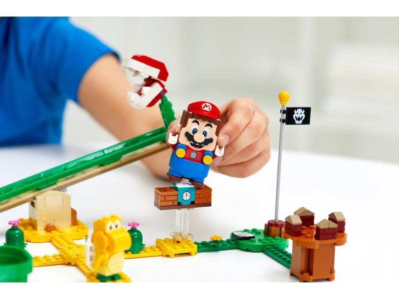 Legendy se vrací: Super Mario jako Lego, Mulan v kinech, Snoopy na tričku