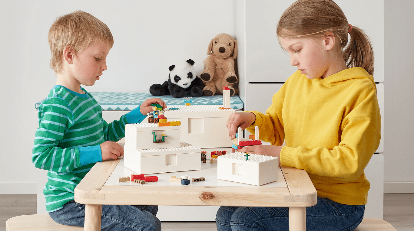 Ikea se spojila s Lego, naše zkušenosti a recenze na Bygglek