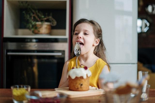 Jak vařit s nejmenšími dětmi?