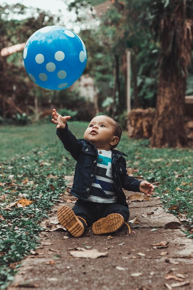 Hry s balonky