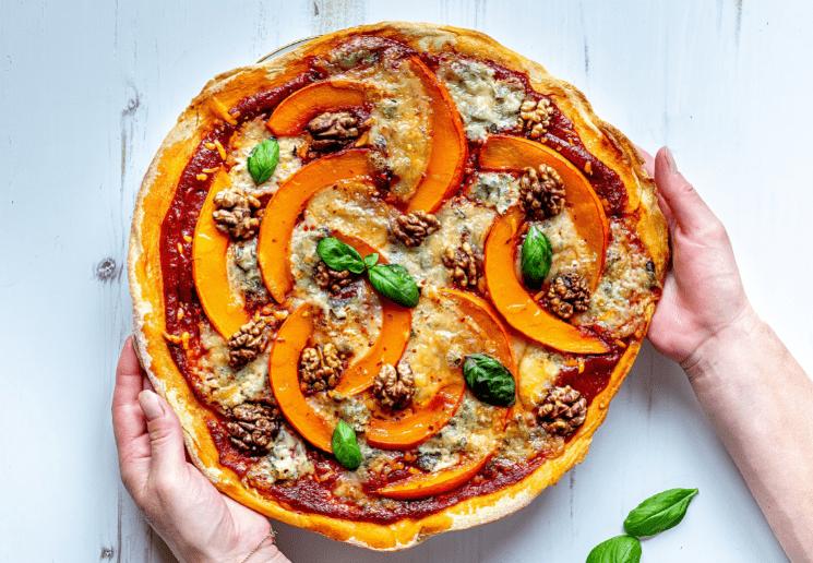 Dýně hodně, ale hodně jinak. Jako pizza, lívance, lasagne a džem