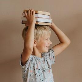 Jak se děti můžou stát spisovatelem