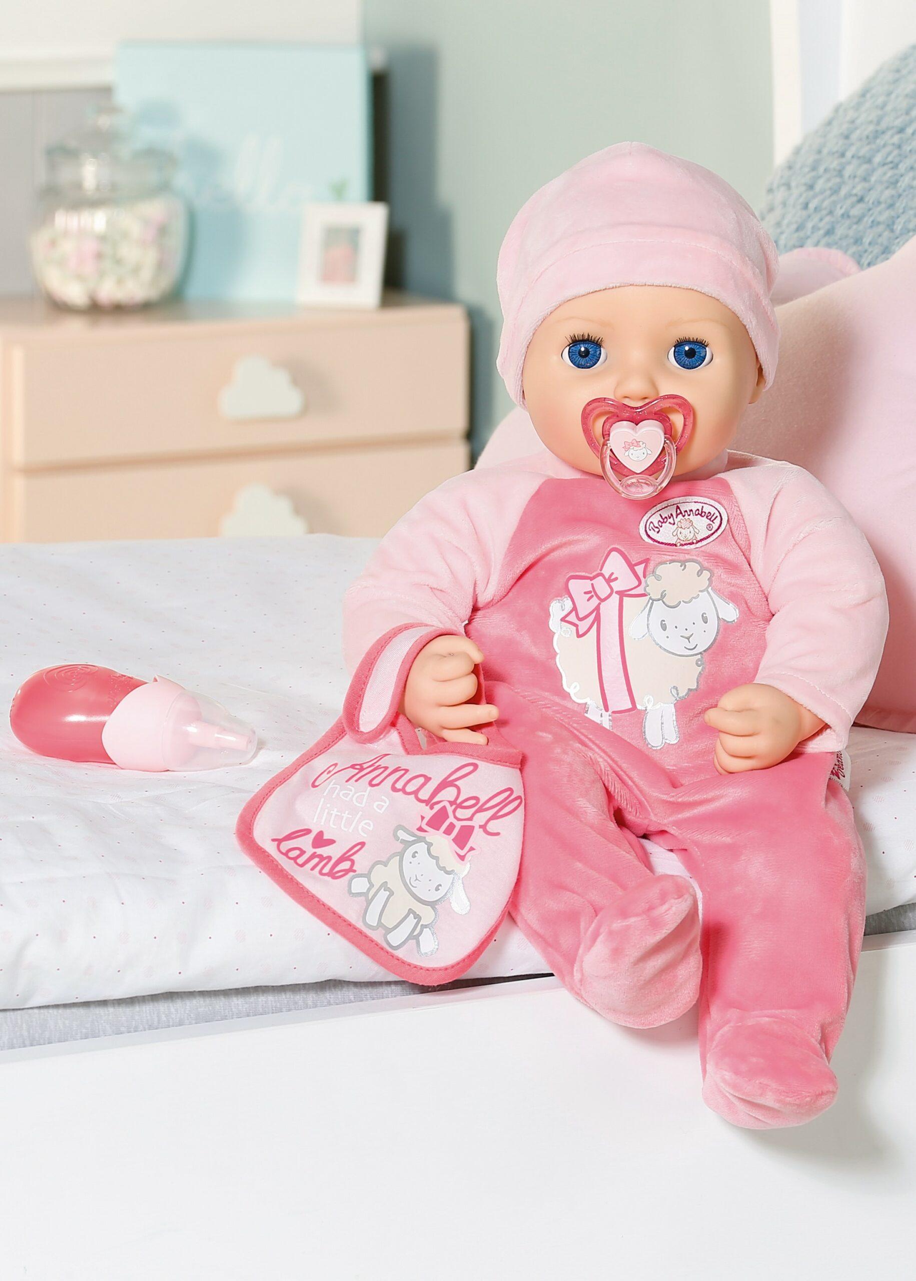 Vyhrajte Baby Anabell - soutěž