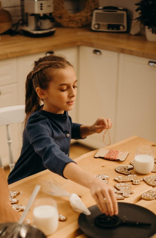Syrovátkový shake může chutnat i dětem.