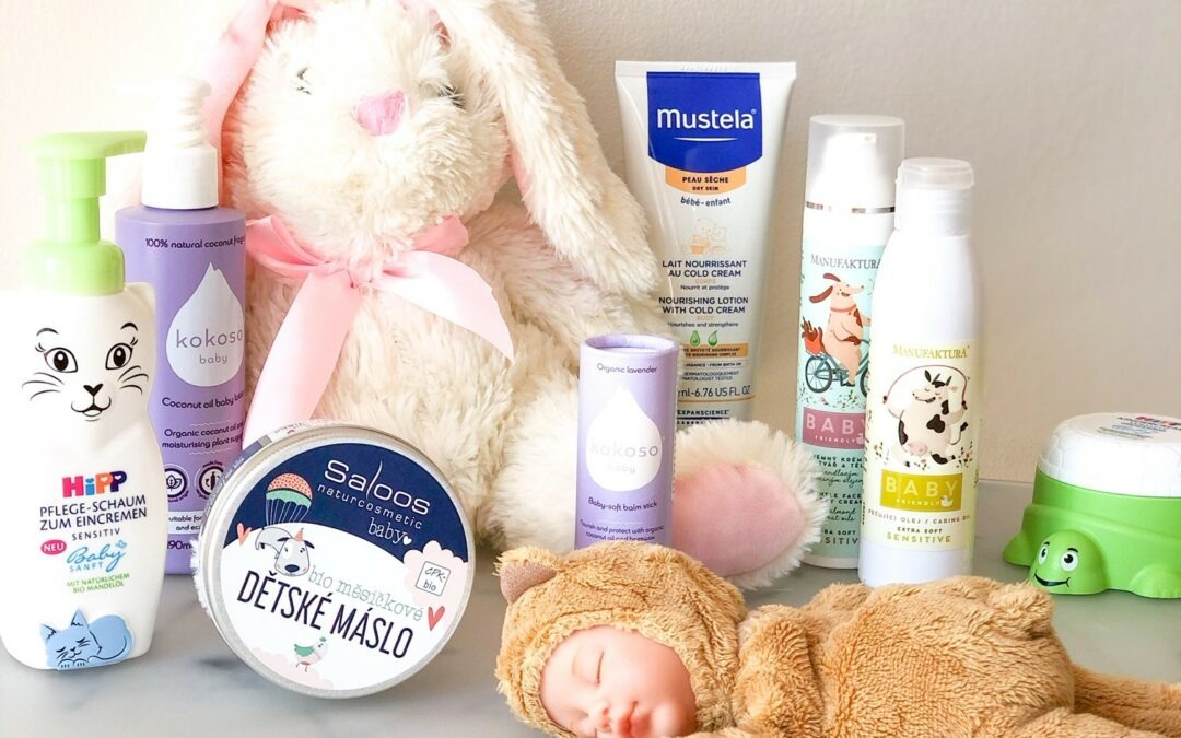 Poctivý test dětské kosmetiky: HiPP, Mustela, Manufaktura, Kokoso Baby, Saloos