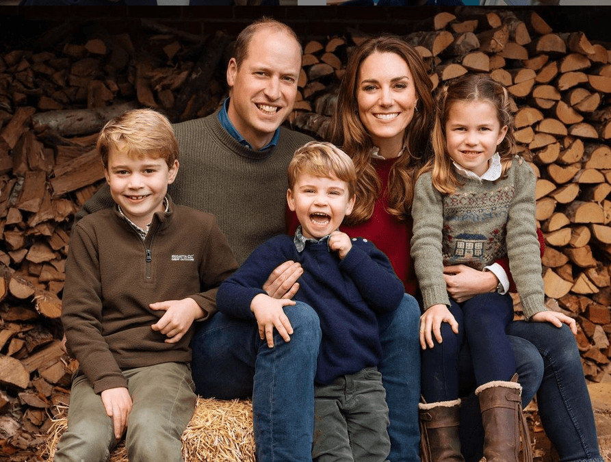 Proč píšou děti prince Williama každý rok Dianě a co si z toho odnést
