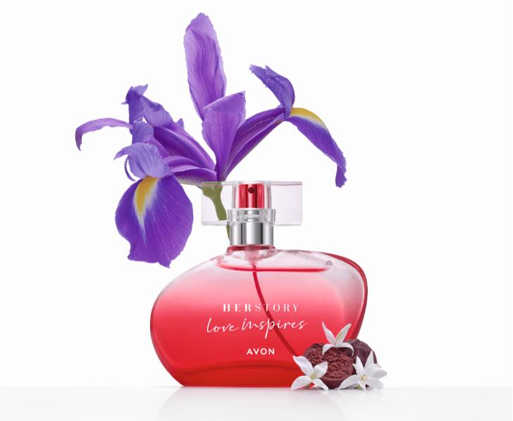 Parfém Herstory Love Inspires od Avonu