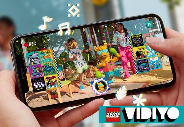 Proč byste měli dítěti věřit, že nutně potřebuje LEGO Vidiyo